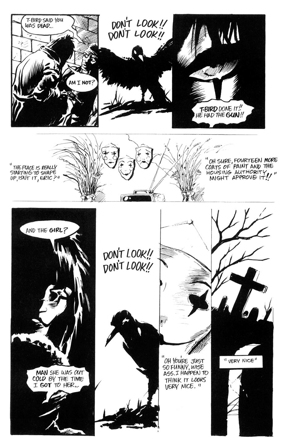 The Crow Pdf
