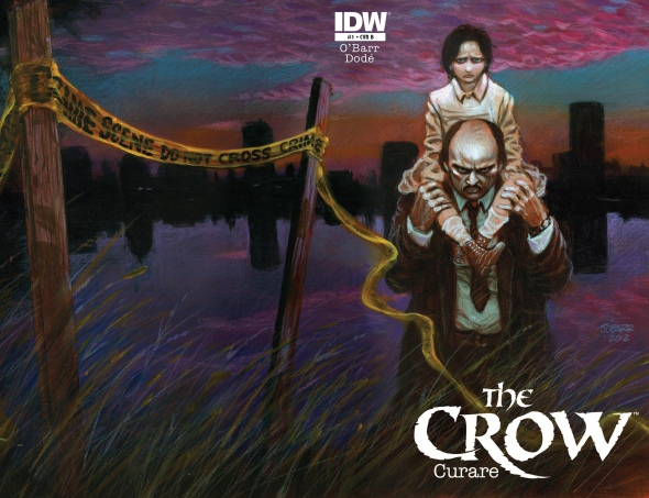 The Crow - Curare 001-001