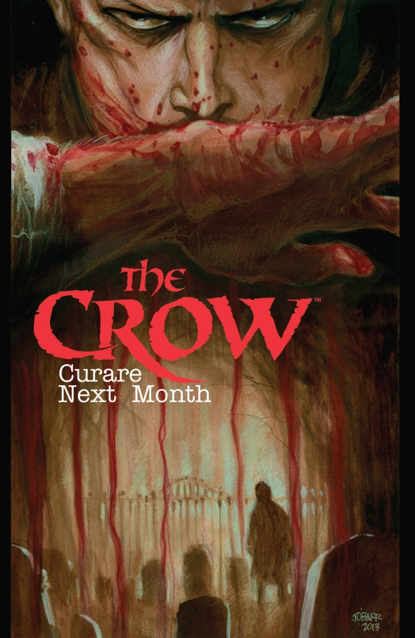 The Crow - Curare 001-025