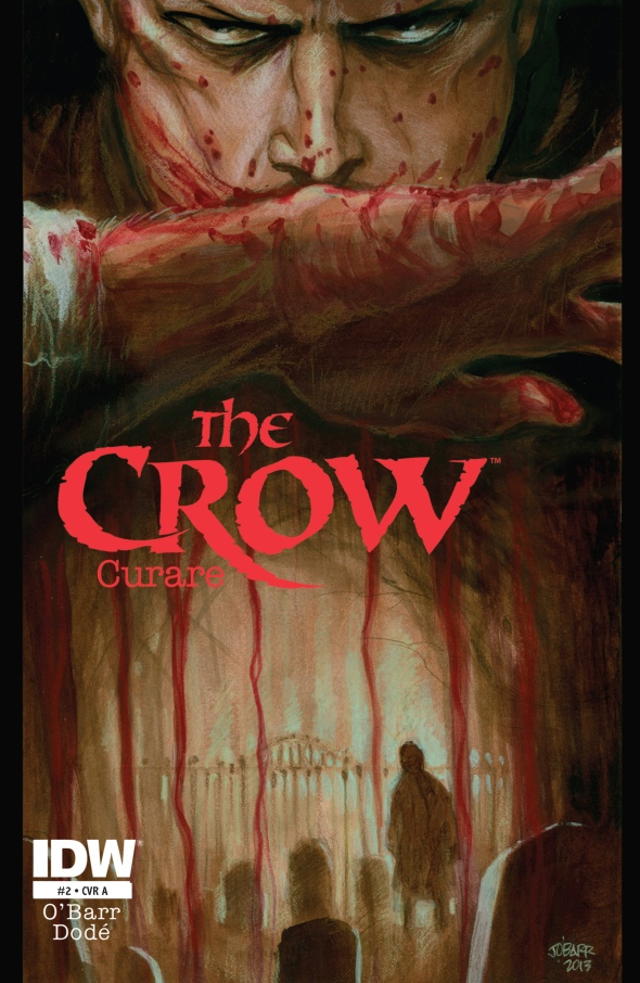 The Crow - Curare 002-000