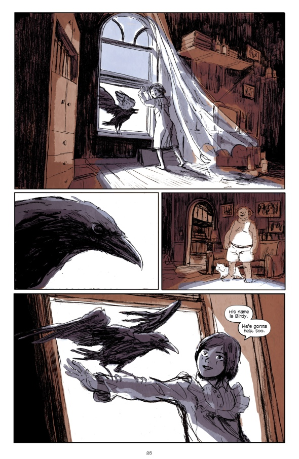 The Crow - Curare 002-026