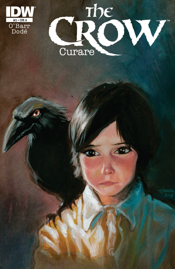 The Crow - Curare 003-000