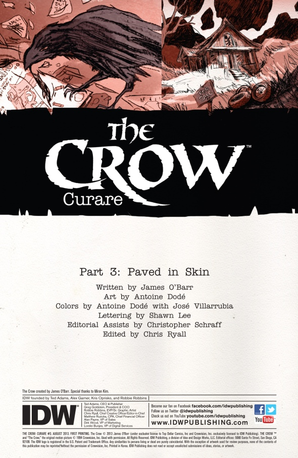 The Crow - Curare 003-001