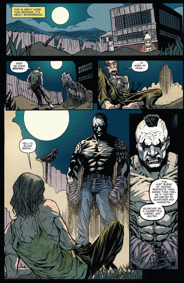The Crow - Pestilence 001-005