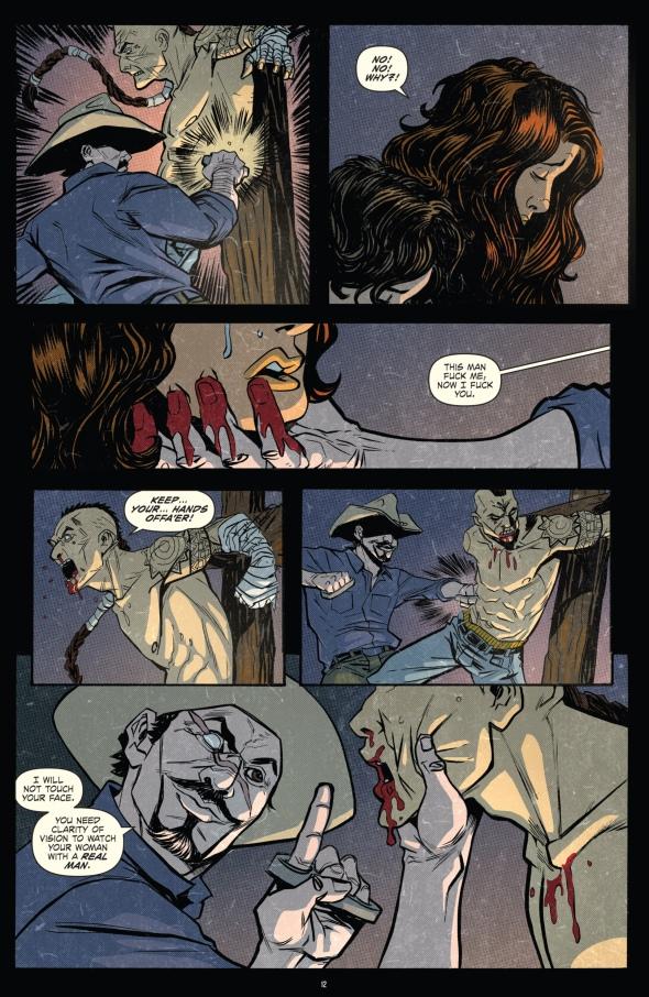 The Crow - Pestilence 001-013