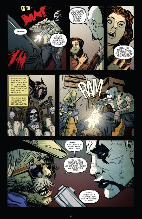 The Crow - Pestilence 001-017