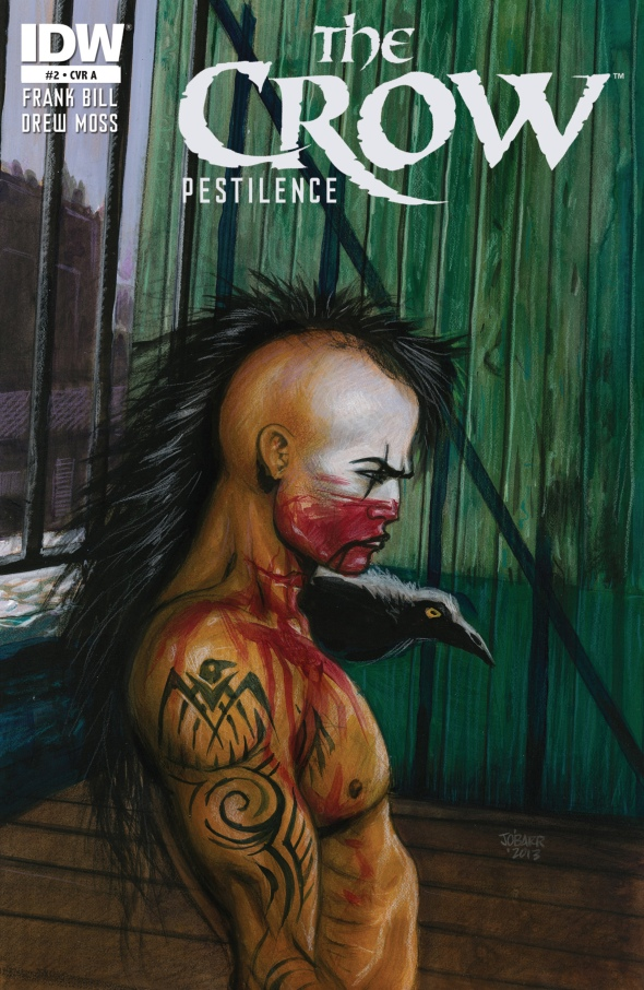 The Crow - Pestilence 002-000