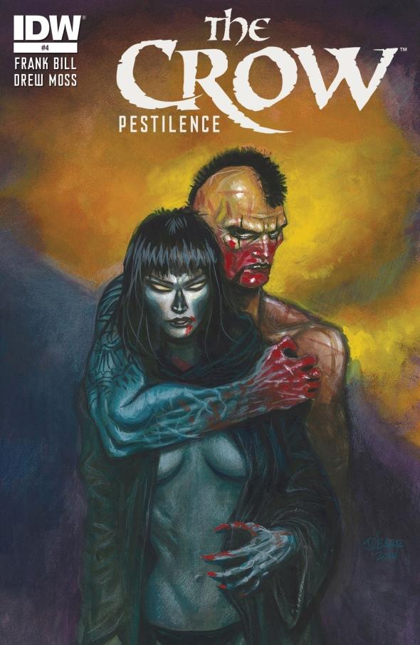 The Crow - Pestilence 004-000