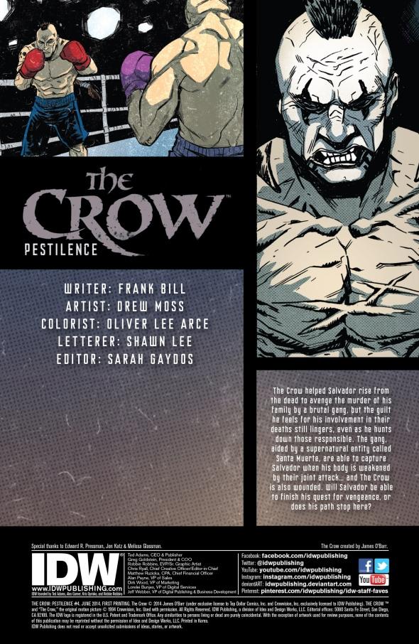 The Crow - Pestilence 004-001