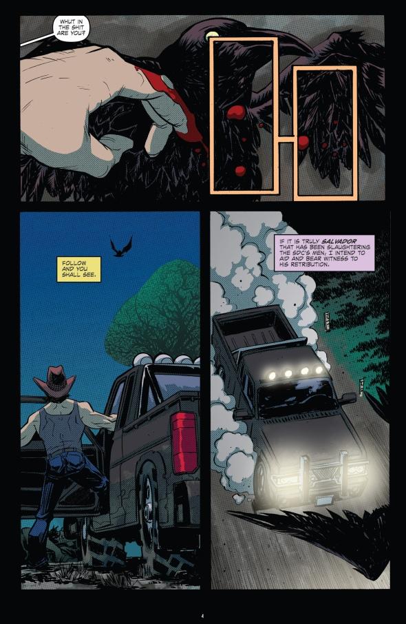 The Crow - Pestilence 004-005