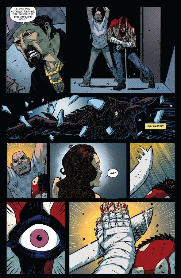The Crow - Pestilence 004-018