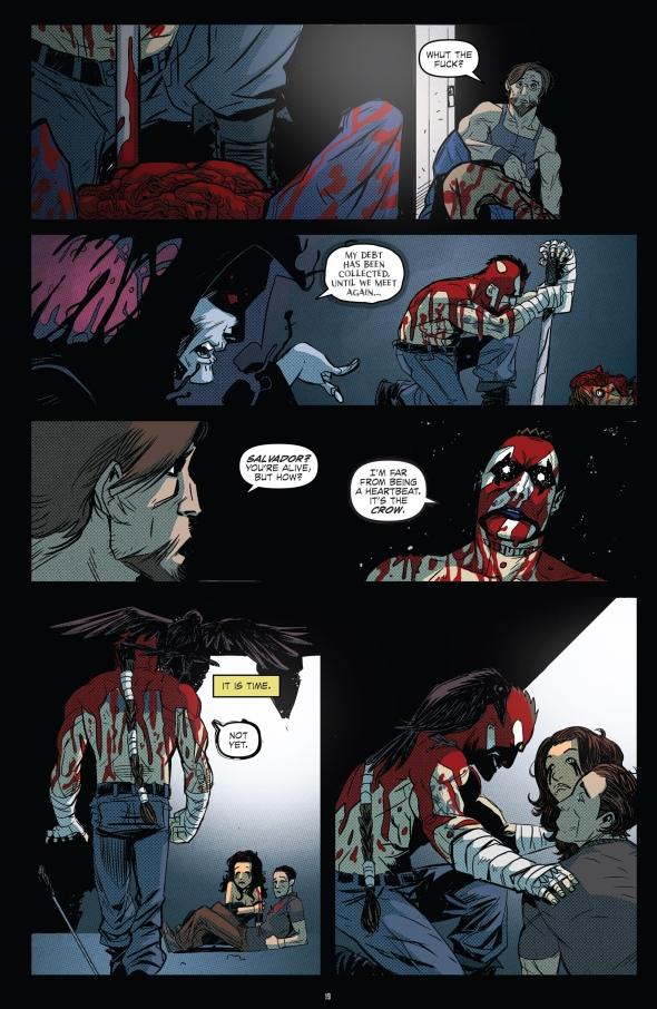 The Crow - Pestilence 004-020